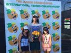 יש עתיד לטניס: עוליאל אלוף העולם עד גיל 14