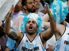 חלום מתוק: הארגנטינים מטריפים את רחובות ריו