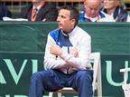 אחרי 11 שנים: אייל רן עוזב את נבחרת הדייויס