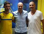 מאדום לצהוב: יחזקאל חתם ל-4 שנים במכבי