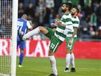 """חזרה לעצמה: רק 1:1 למכבי חיפה מול פ""""ת"""