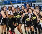 שחקניות רמלה. ניצחון מרשים באשדוד (עודד קרני, באדיבות מנהלת ליגת העל לנשים בכדורסל)