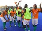 רקדה לניצחון: חוף השנהב גברה על דרום אפריקה