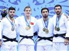 צפו: קוכמן סגן אלוף אירופה עם מדליית כסף