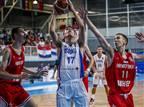 הקדטים הודחו בשמינית גמר אליפות אירופה