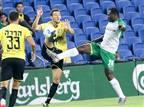 מנספורד ויצחקי עקבו אחרי אולסק מול חיפה