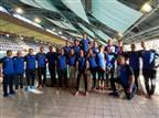 שישי: נבחרת השחייה תחל להתחרות באמסטרדם