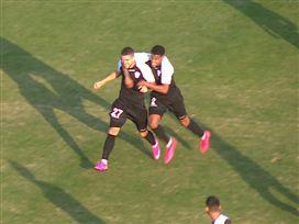 """בית""""ר ת""""א נצמדה לצמרת אחרי ניצחון 0:3 על נס ציונה"""