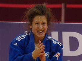 מדליית גרנד סלאם ראשונה בקריירה לענבר לניר