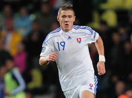 מושלמת: סלובקיה עם 0:2 על מקדוניה