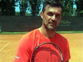 גם בטניס: הטאץ' של מאלדיני לא מאכזב