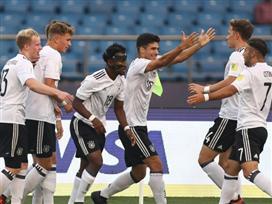 בכל גיל: 0:4 לגרמניה על קולומביה