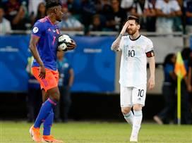 אין חדש: ארגנטינה פתחה את הקופה עם 2:0 לקולומביה