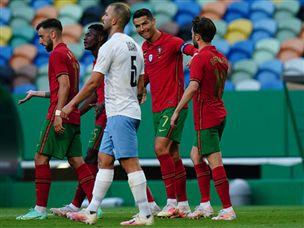 פרננדש חגג עם צמד, 0:4 לפורטוגל על ישראל