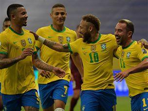 פתחה חלקה לברזיל (GETTY)