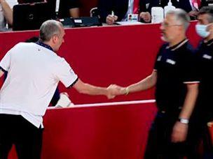 הפגישה של ננו גינצבורג עם המאמן האירני