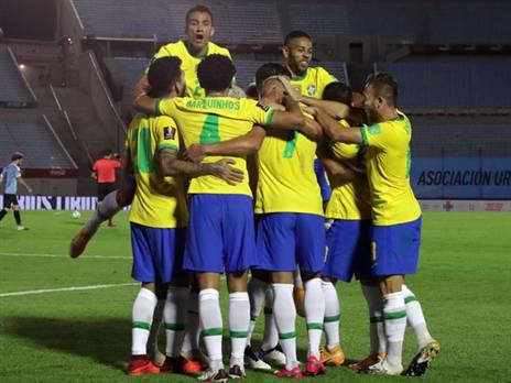0:2 לברזיל באורוגוואי, ולארגטינה בפרו