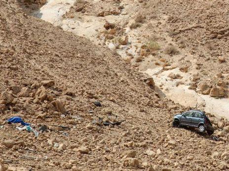 """רכבה של רננה חורש ז""""ל. החיפוש ארך חמישה ימים, עד שנמצאה ב-2 בנובמבר 2020"""