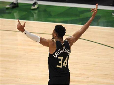 """""""מלך ה-NBA החדש"""". (GETTY)"""