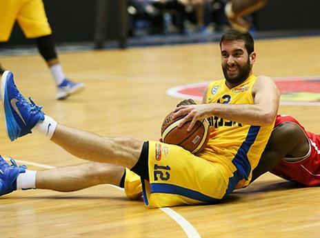 ערב נהדר של כדורסל (צילום: עודד קרני)