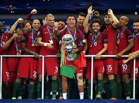 פורטוגל הנבחרת הכי נקראת (getty)