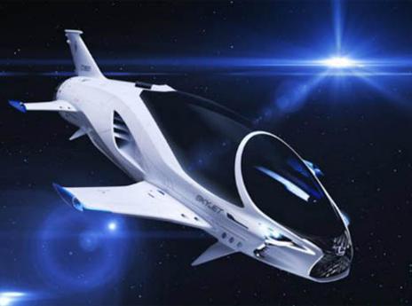 כלי הטיס שנקרא SkyJet יככב בסרט הפנטזיה/פעולה החדש של הבמאי לוק בסון