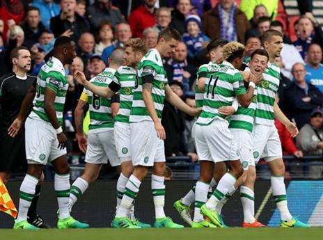 ללא ביטון: סלטיק עלתה לגמר הגביע הסקוטי