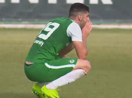 """האליפות תחכה: חיפה הפסידה 1:0 למכבי ת""""א"""