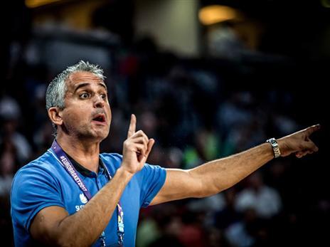 המלחמה הפסיכולוגית לא עושה עליו רושם. קוקוסקוב (FIBA)