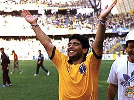 כך ארגנטינה הרעילה את ברזיל במונדיאל 90'