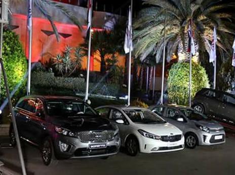 סוריה תשווק מכוניות קיה מתוצרת מקומית