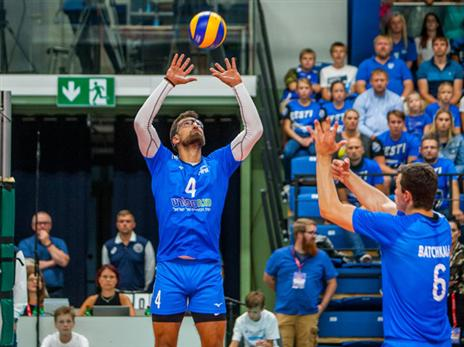 הנבחרת חייבת ניצחון כדי להישאר בקרב על מקום באליפות אירופה (איגוד הכדורעף)
