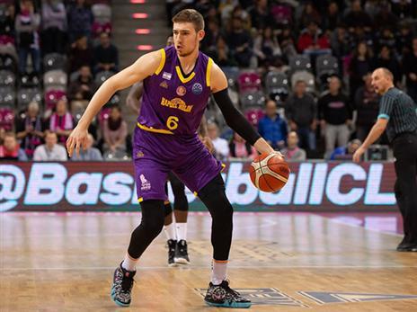 קליין. דאבל דאבל שלו לא הספיק (FIBA)