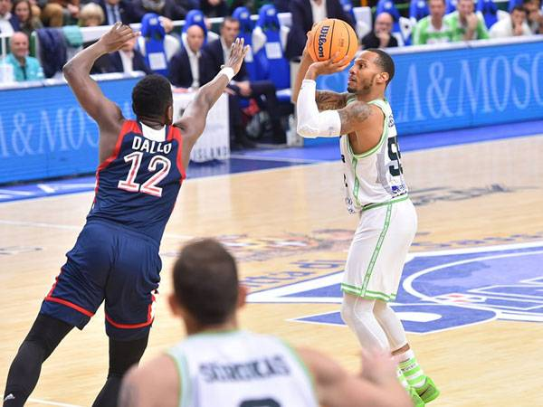 האקס של ירושלים יפגוש את חולון, ג'רלס (FIBA)