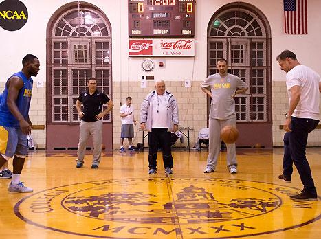 מי ניצח? צפו במשחקון בין דריקס לפארגו (האתר הרשמי)