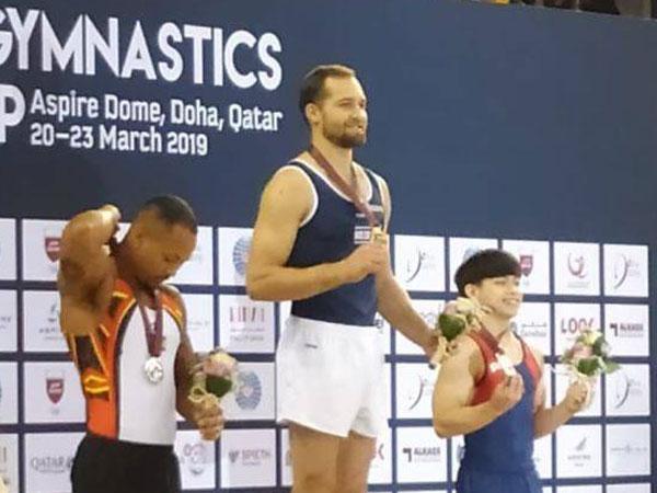 כבוד למתעמל  (עמוד הפייסבוק של הוועד האולימפי בישראל)