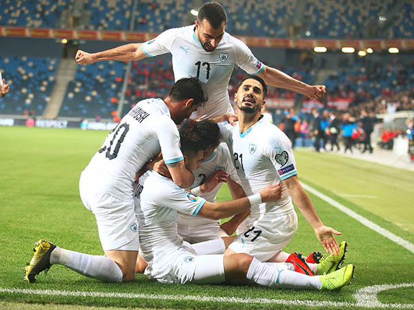 הנבחרת תחגוג פעם נוספת מול אוסטריה? (אלן שיבר)