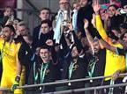 השלישי ברציפות: סיטי זכתה בגביע הליגה
