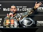 """""""תנו לי ללכת"""": גם מסבידאל יוצא נגד ה-UFC"""