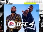 צפו: אדסניה ומסבידאל מככבים ב-UFC 4
