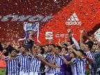 אחרי 34 שנים: סוסיאדד זכתה בגביע המלך