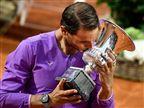 מוכן לרולאן גארוס: נדאל זכה בטורניר רומא