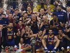הדאבל שלה: ברצלונה זכתה באליפות ספרד