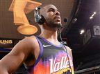 חיית במה: כריס פול בא לטרוף את גמר ה-NBA