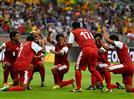 טהיטי ספגה 6:1 מניגריה ופרצה בחגיגות