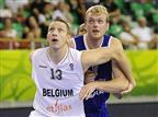 בלגיה ניצחה ועזרה לנבחרת ישראל