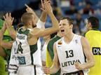 ליטא בגמר עם 62:77 על קרואטיה