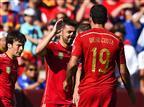 0:2 לספרד על אל סלבדור, צמד לדויד וייה