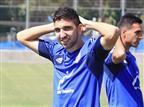 דאבור ואל חמיד נופו מסגל הנבחרת לקפריסין