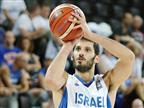 קאמבק: 81:85 לישראל על רומניה
